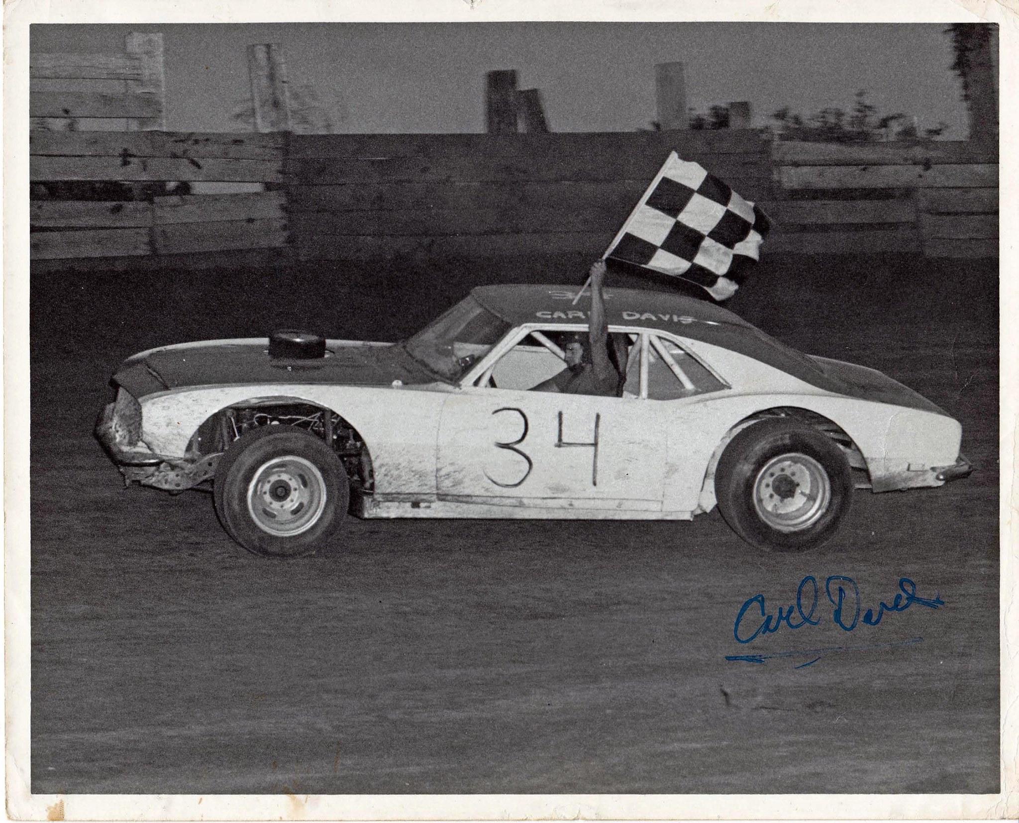 #34 Carl Davis